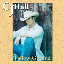 C.J. Hall CD cover photo